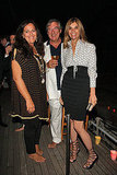 June 4: Angela Missoni, Bruno Ragazzi, and Carine Roitfeld at Missoni Dinner Party
