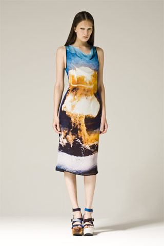 Christopher Kane Debuts Nuclear First Cruise Collection for 2010