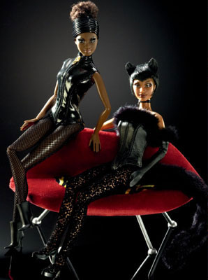Vogue Italia Rings In One Year All-Black Issue Anniversary with Barbie