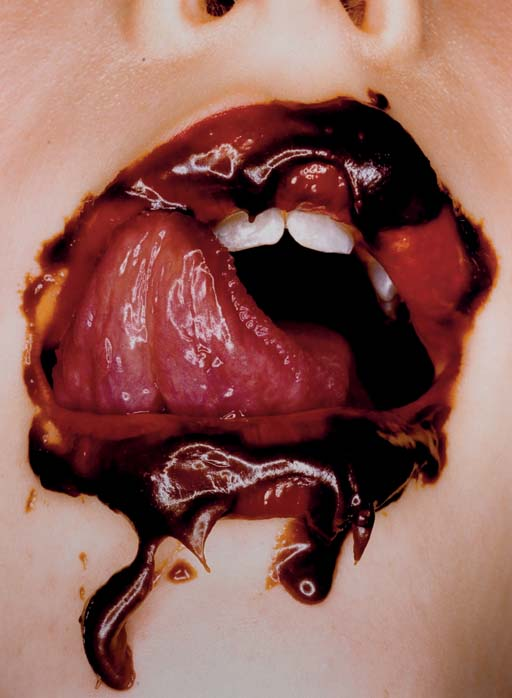 Chocolate Mouth, New York, December 13, 2000