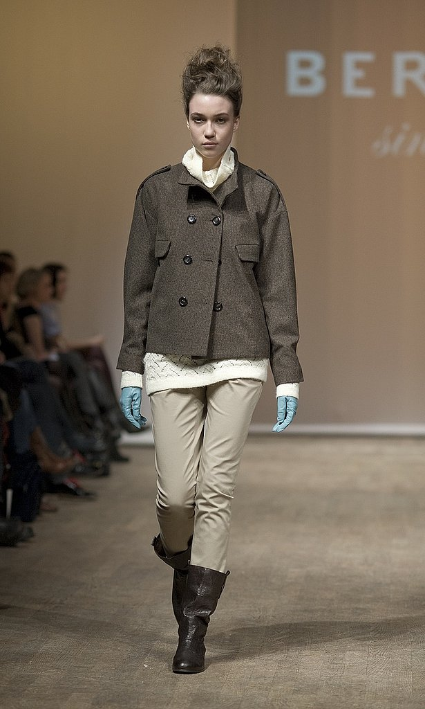 Stockholm Fashion Week: Bertoni Fall 2009