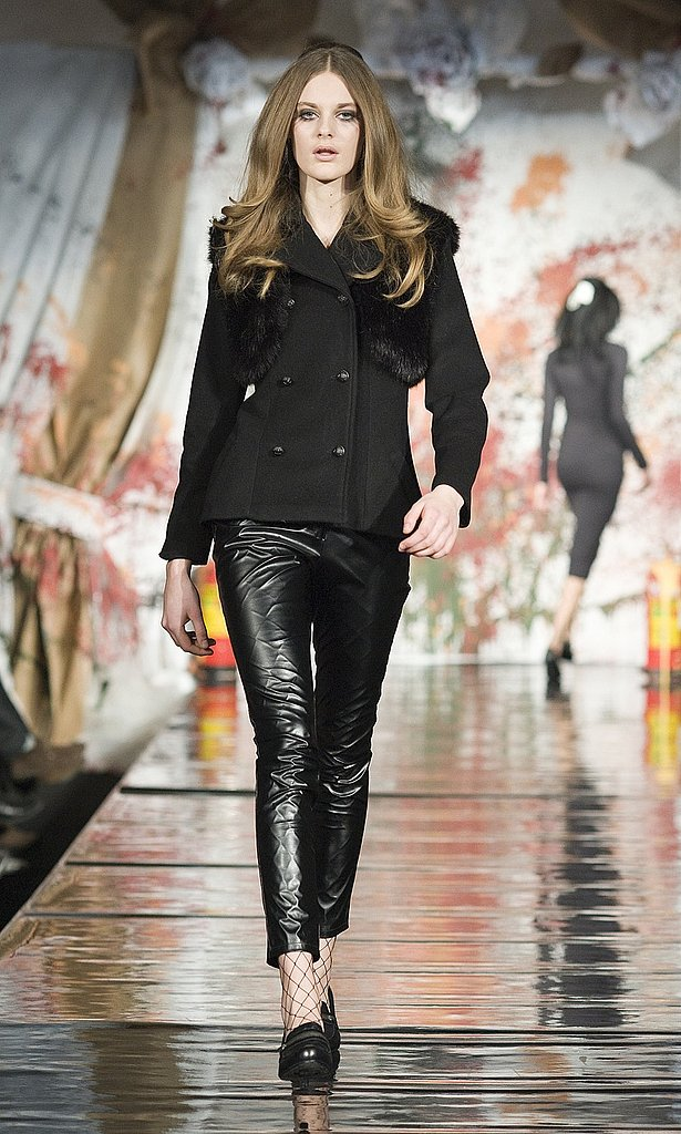Stockholm Fashion Week: Ida Sjostedt Fall 2009