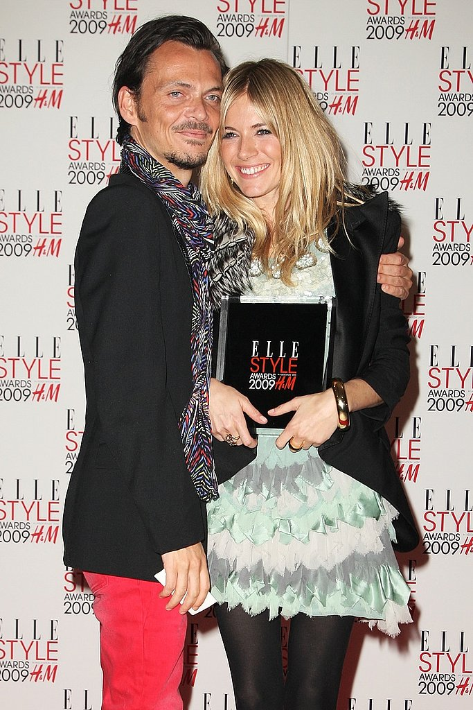 Matthew Williamson & Sienna Miller