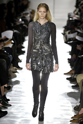 New York Fashion Week: Ohne Titel Fall 2009