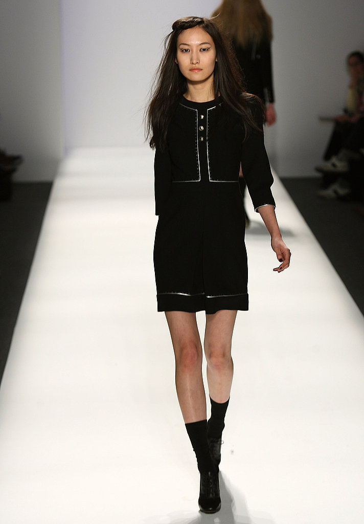 New York Fashion Week: Verrier Fall 2009