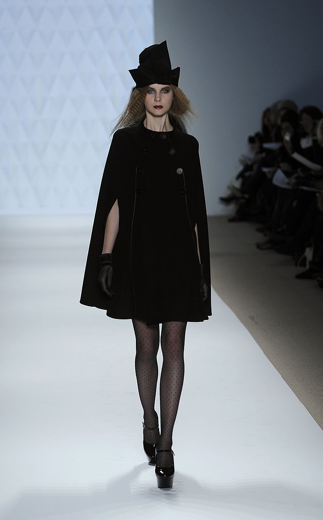 New York Fashion Week: Erin Fetherston Fall 2009