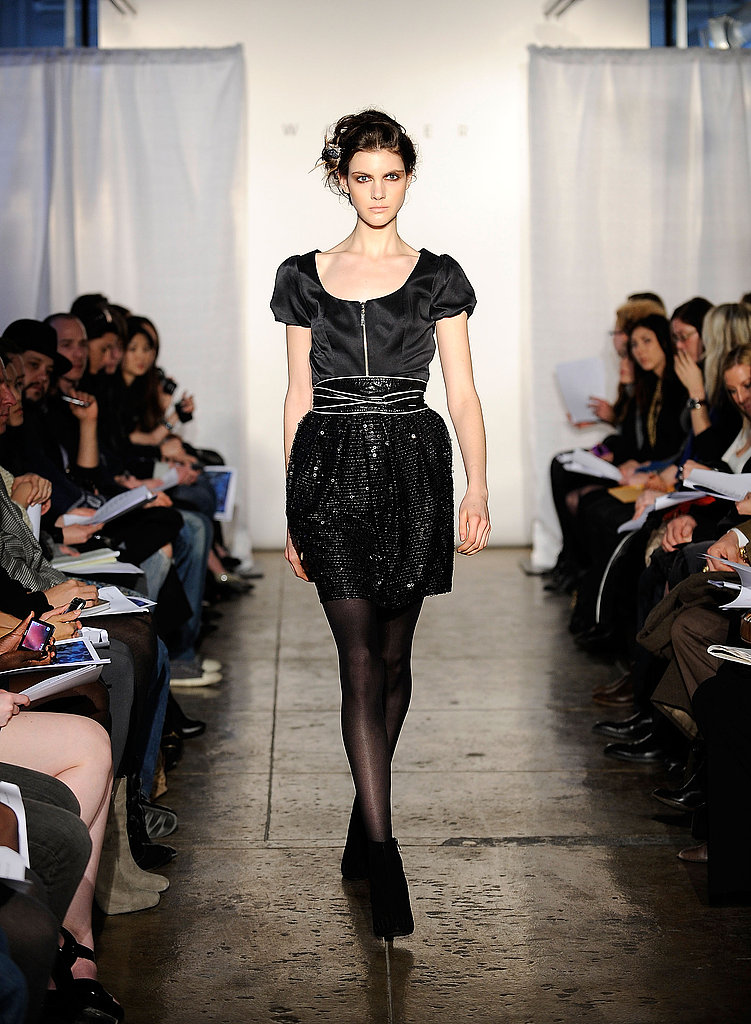New York Fashion Week: Walter Fall 2009
