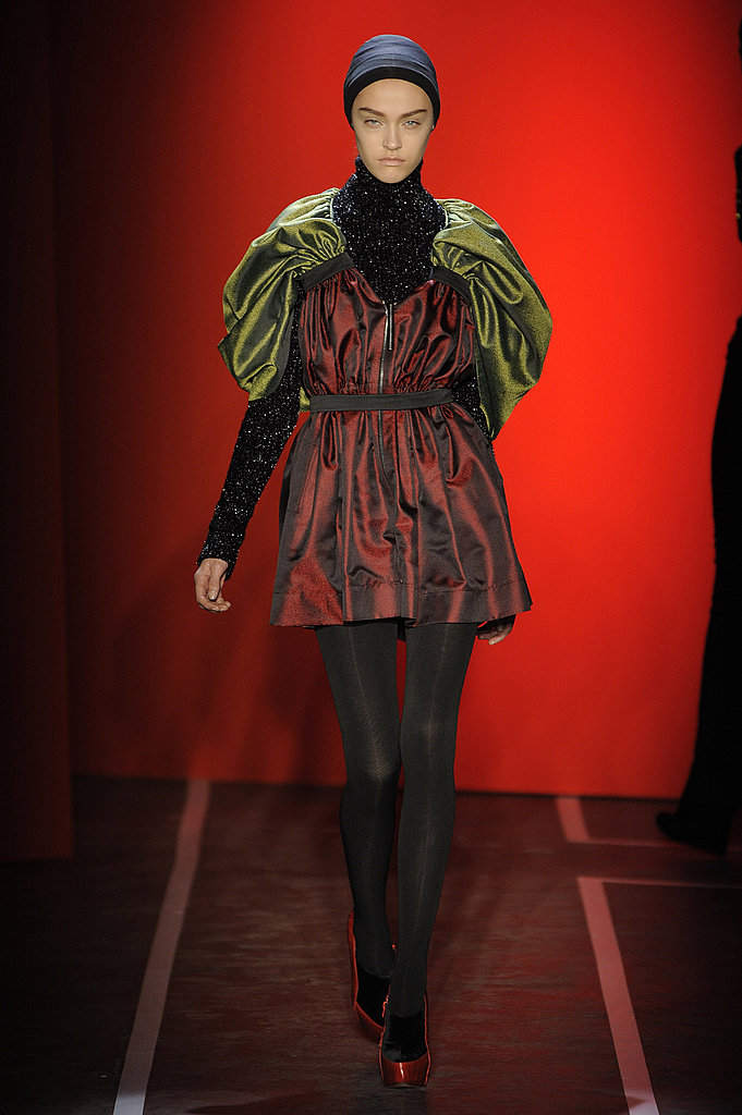 New York Fashion Week: Jonathan Saunders Fall 2009