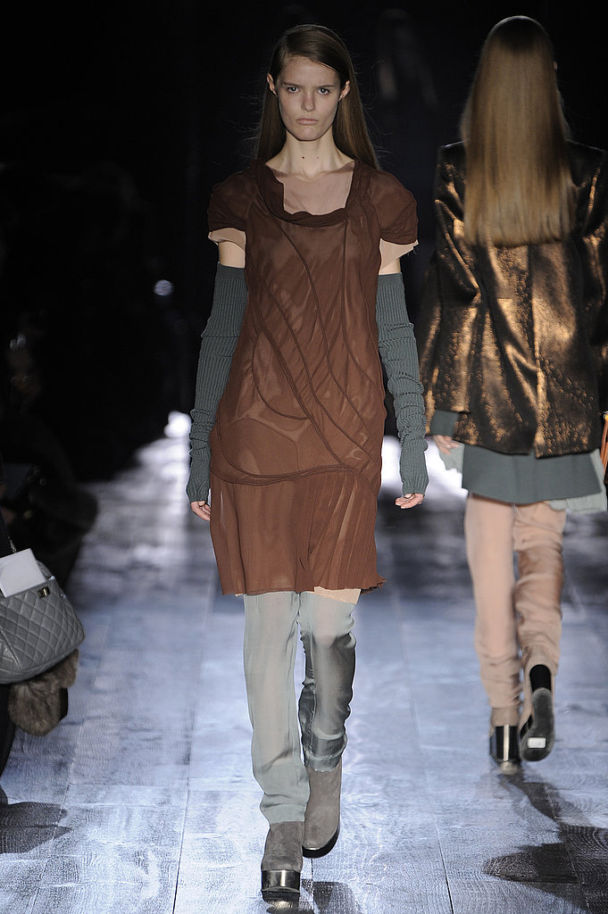 New York Fashion Week: Philosophy di Alberta Ferretti Fall 2009