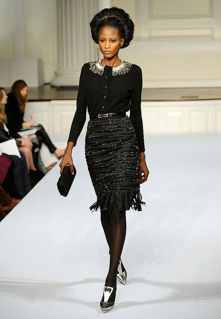 New York Fashion Week: Oscar de la Renta Fall 2009