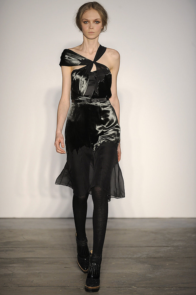 New York Fashion Week: Proenza Schouler Fall 2009