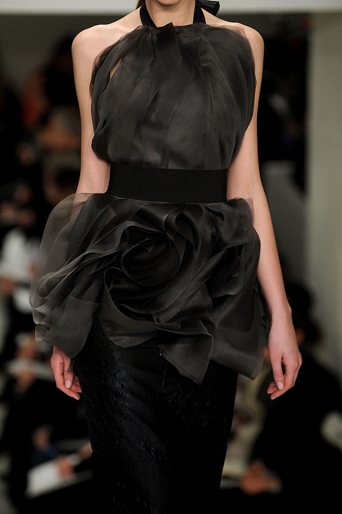New York Fashion Week: Vera Wang Fall 2009