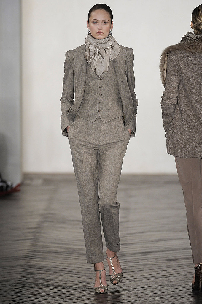 New York Fashion Week: Ralph Lauren Fall 2009