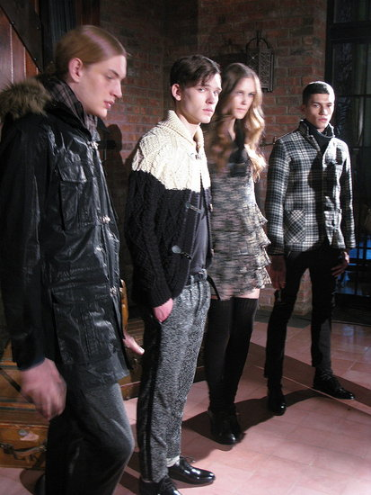 New York Fashion Week: Corpus Fall 2009
