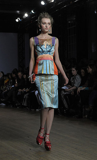 London Fashion Week: Basso & Brooke Fall 2009