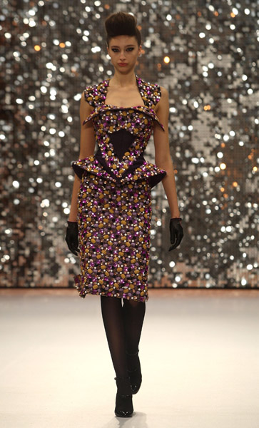 London Fashion Week: Ashley Isham Fall 2009