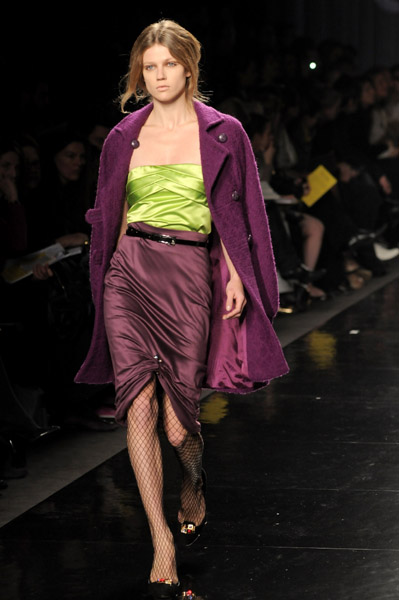 Milan Fashion Week: Enrico Coveri Fall 2009