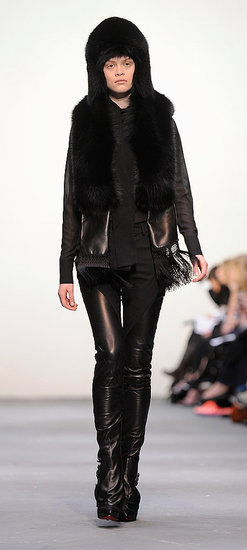 London Fashion Week: Todd Lynn Fall 2009