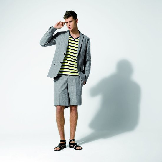 Adam For Mango Presentation & Look Book