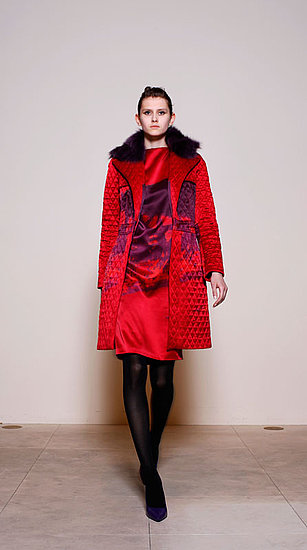 Vivienne Tam Fall 2009 Look Book