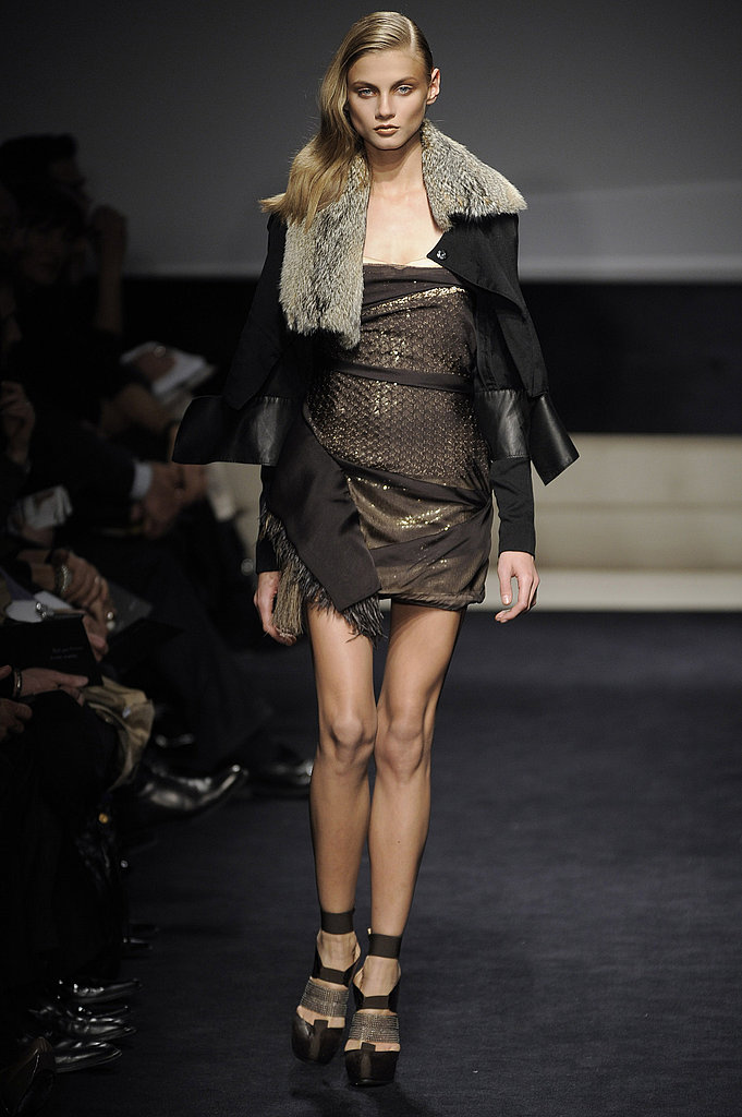 Milan Fashion Week: Alessandro Dell'Acqua Fall 2009