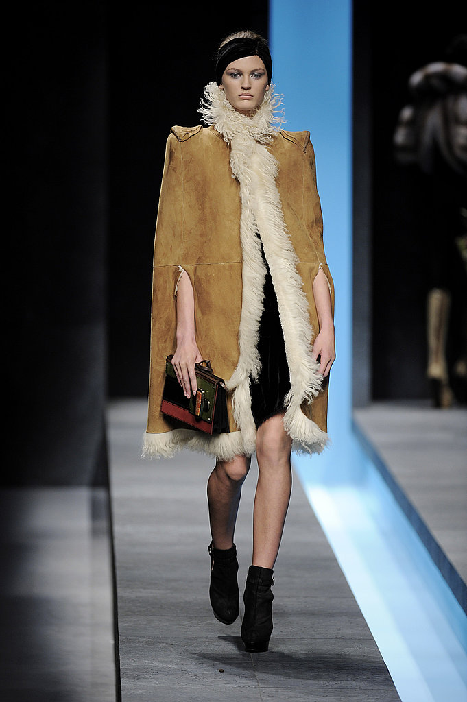 Milan Fashion Week: Fendi Fall 2009