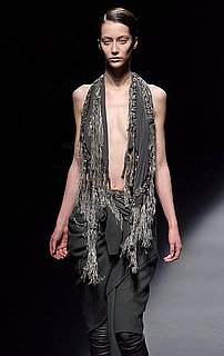 Paris Fashion Week: Haider Ackermann Fall 2009