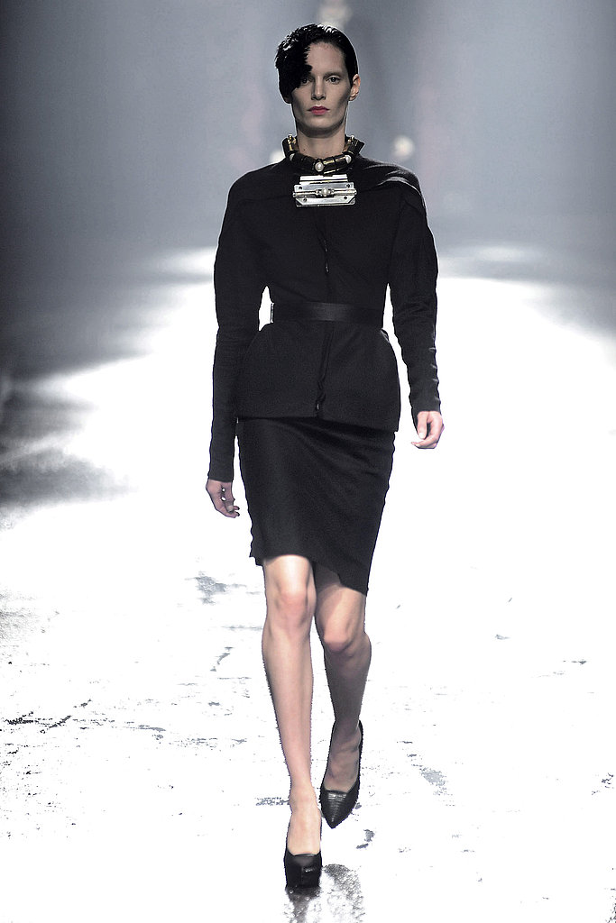 Paris Fashion Week: Lanvin Fall 2009