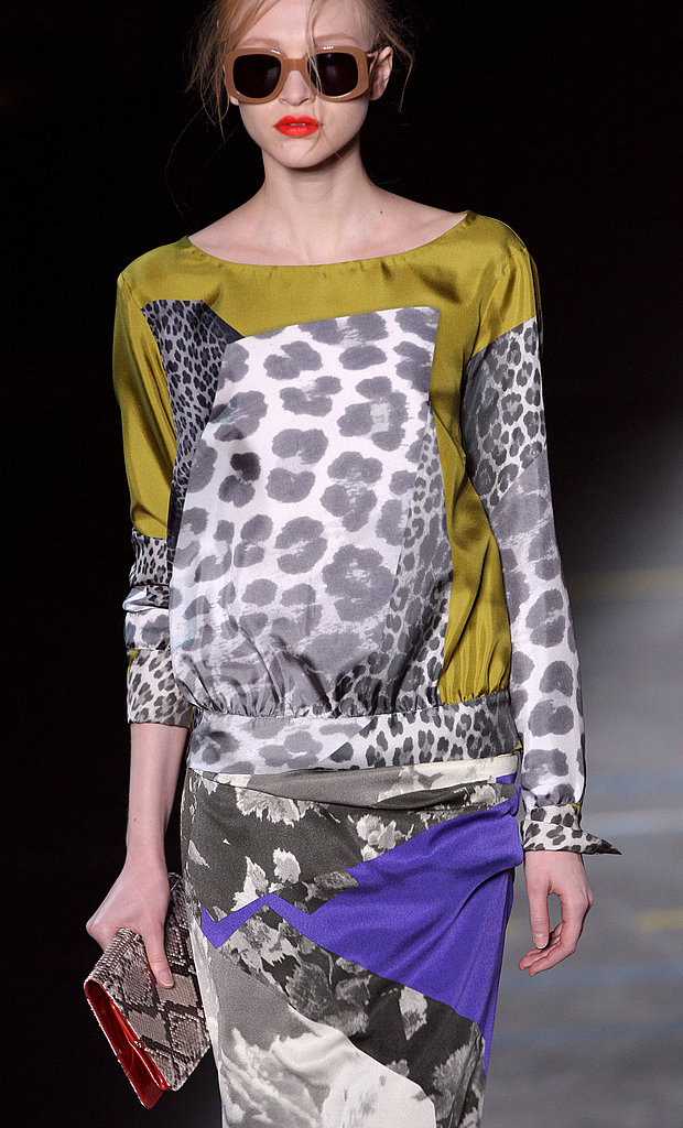 Paris Fashion Week: Dries Van Noten Fall 2009