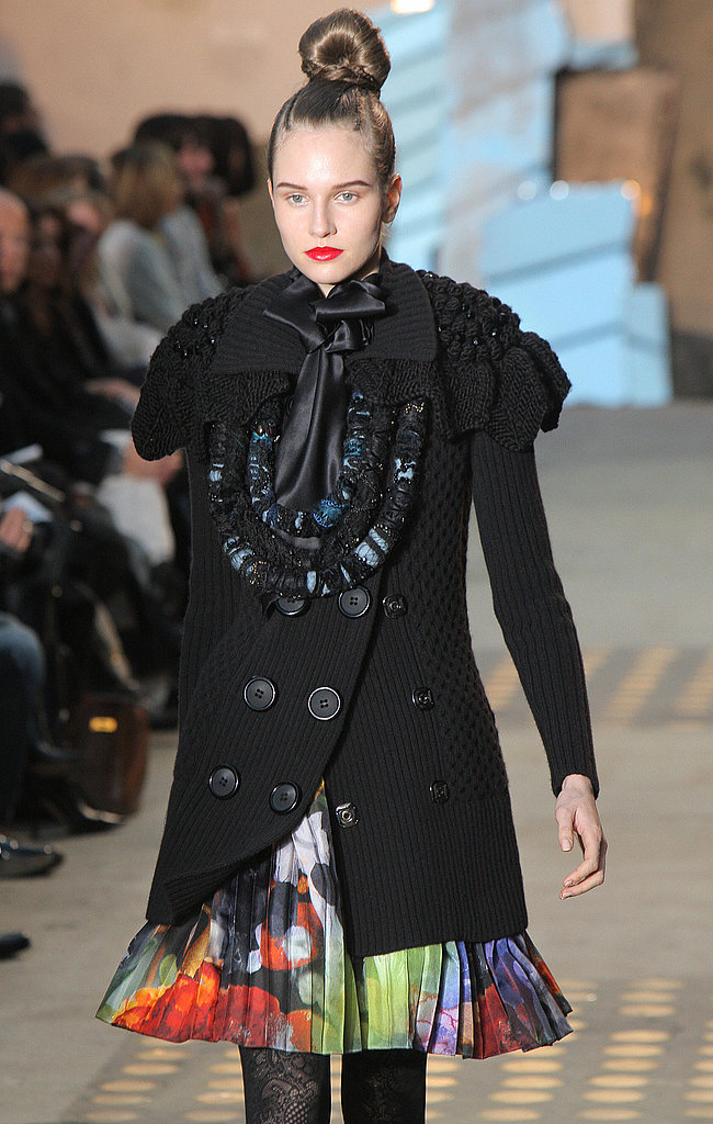 Paris Fashion Week: Christian Lacroix Fall 2009