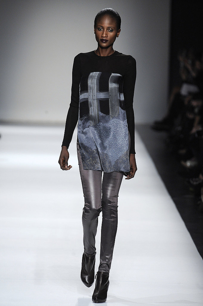Paris Fashion Week: Hussein Chalayan Fall 2009