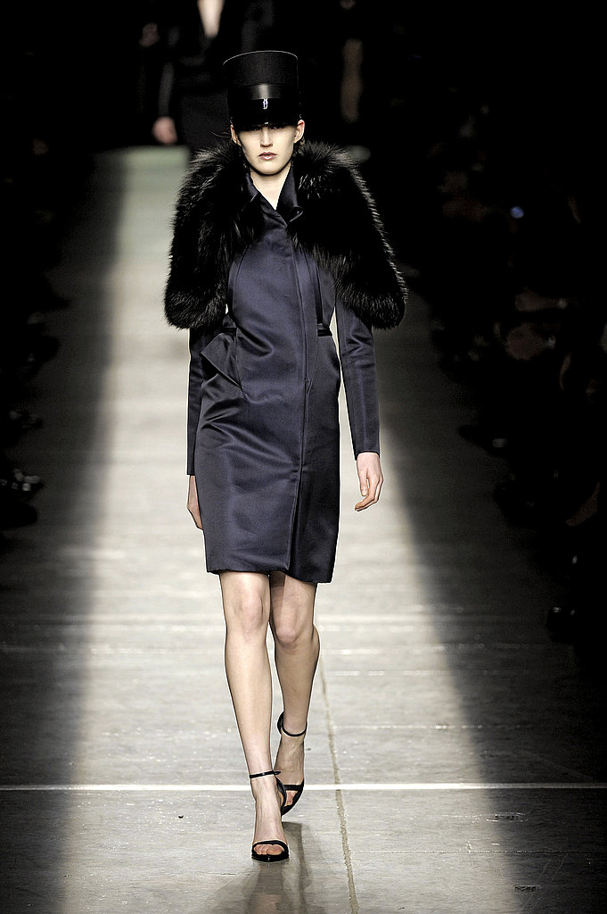 Paris Fashion Week: Givenchy Fall 2009