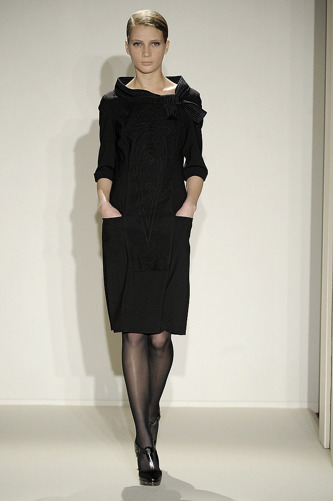 Paris Fashion Week: Collette Dinningham Fall 2009