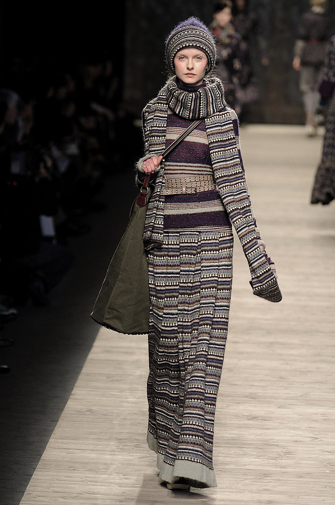 Paris Fashion Week: Kenzo Fall 2009