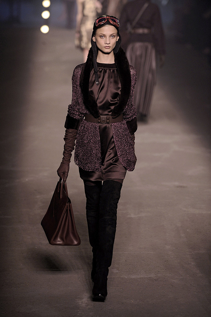 Paris Fashion Week: Hermes Fall 2009