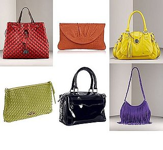 See Pretty Things For Coutorture: Pop Color Handbags For Spring
