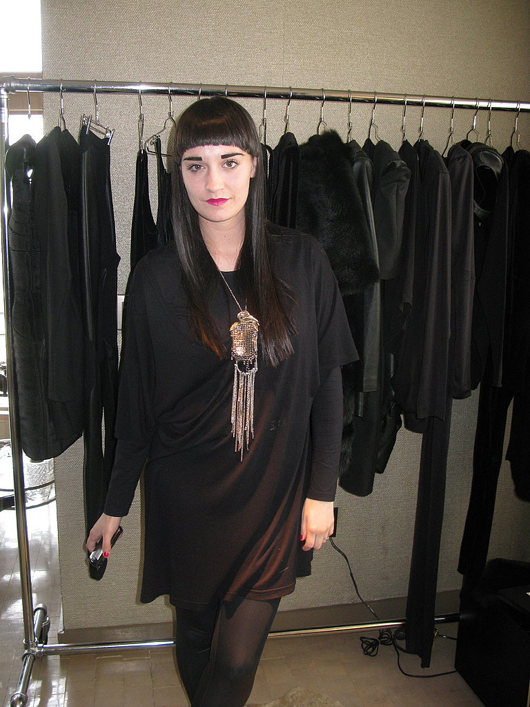 In The Showroom: Hannah Marshall Fall 2009