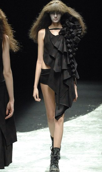 Japan Fashion Week: Aguri Sagimori Fall 2009