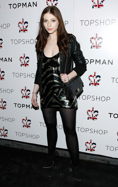 Actress Michelle Trachtenberg