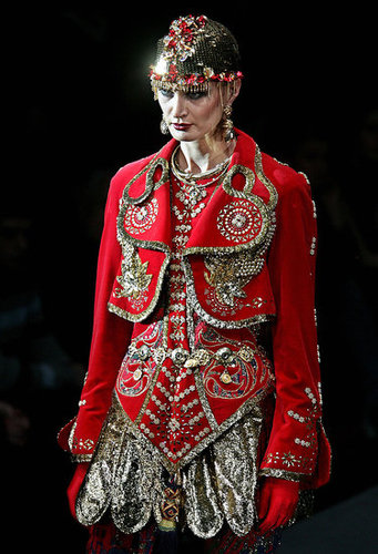 Russia Fashion Week: Slava Zaitsev Fall 2009