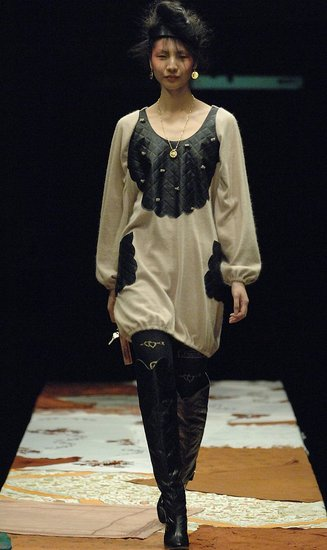 Japan Fashion Week: Theatre Products Fall 2009