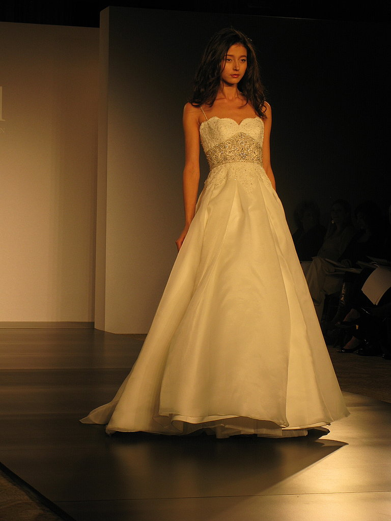 New York Bridal Market: Jewel By Priscilla Of Boston Spring 2010