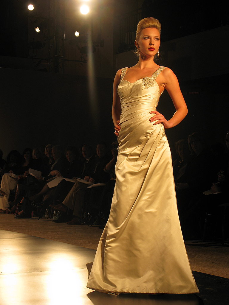 New York Bridal Market: Priscilla Of Boston Spring 2010