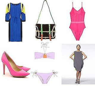 Shopping: New Neons For Spring