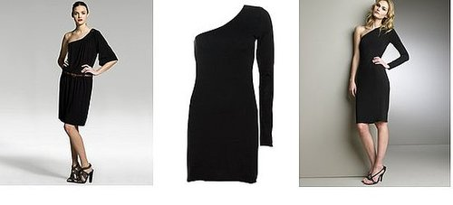 Shopping: The New Little Black Dress Silhouette