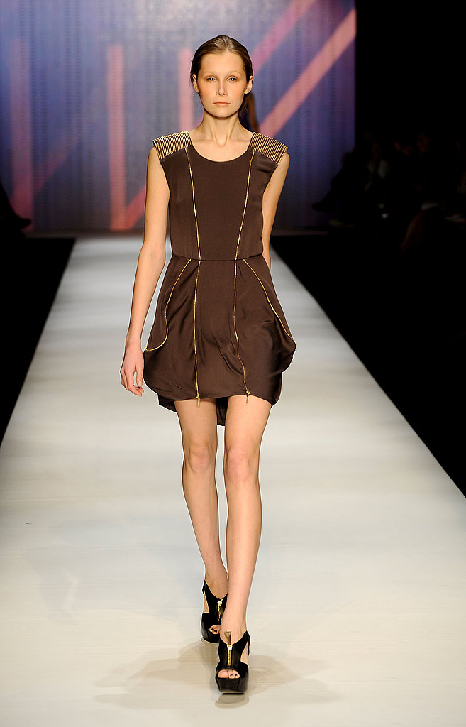 Rosemount Australia Fashion Week: Ginger & Smart Spring 2010
