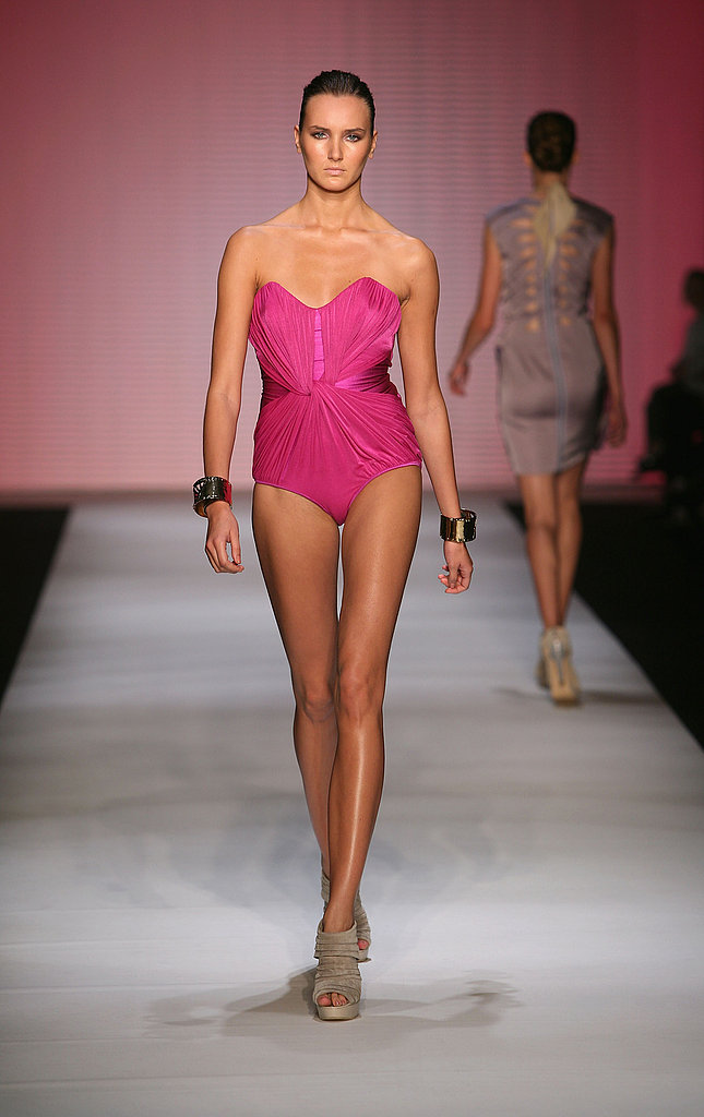 Rosemount Australia Fashion Week: Zimmermann Spring 2010