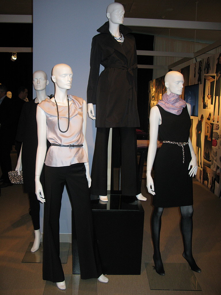 In The Showroom: Ann Taylor Fall 2009