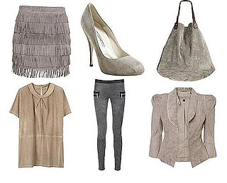 Shopping: Neutral Suede For Summer