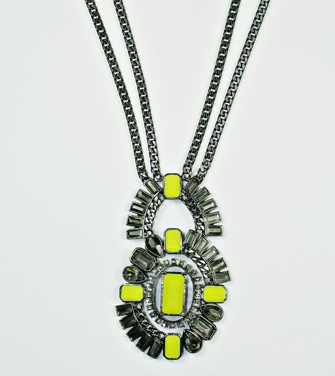 Pendant necklace $195